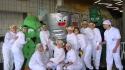 Interação de Funcionários da Fábrica de Chocolates Garoto e