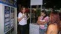 Coordenadora do PAS orientando público do 1º Festival Gastronômico de Roraima