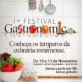 I Festival Gastronômico de Roraima aliado à Segurança de Alimentos